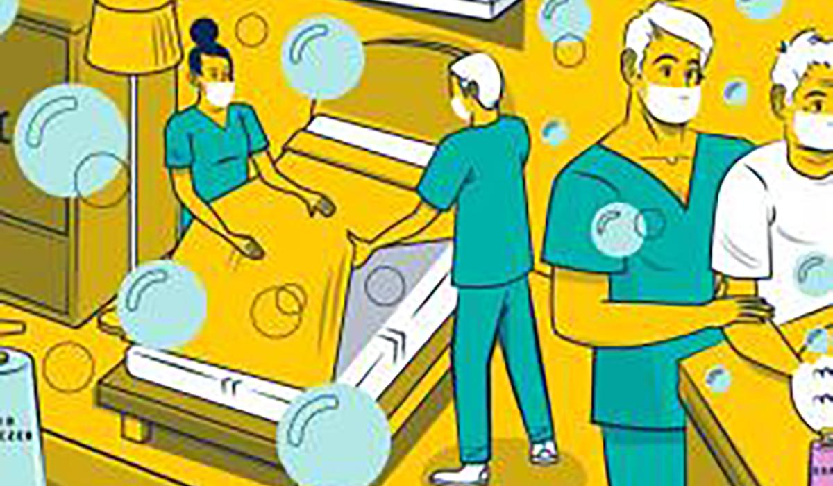Nursing Home Infection Prevention Research Masked Patient Gatewayextension