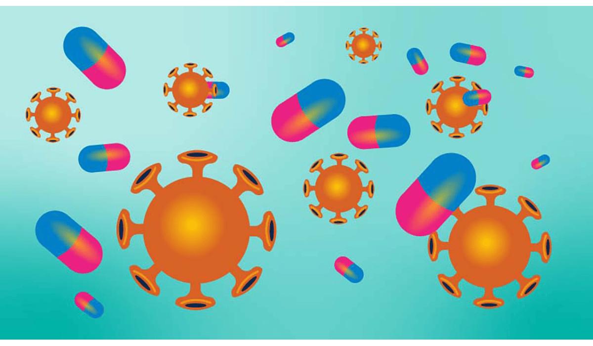 Pills Floating Covid Cells Gatewayextension