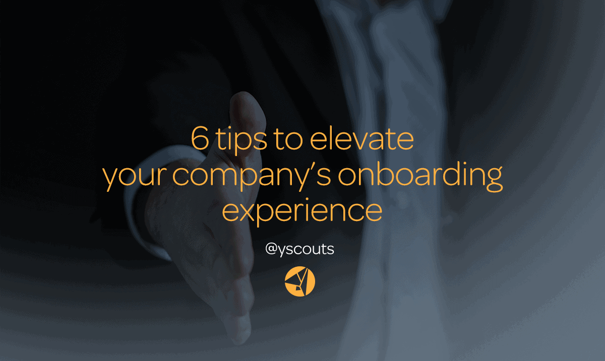 Elevate Your Company's Onboarding Experience