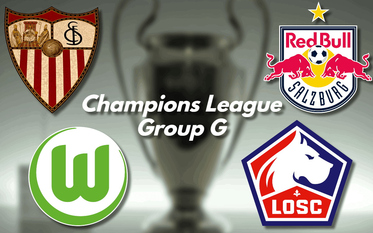 Group G in the Champions League