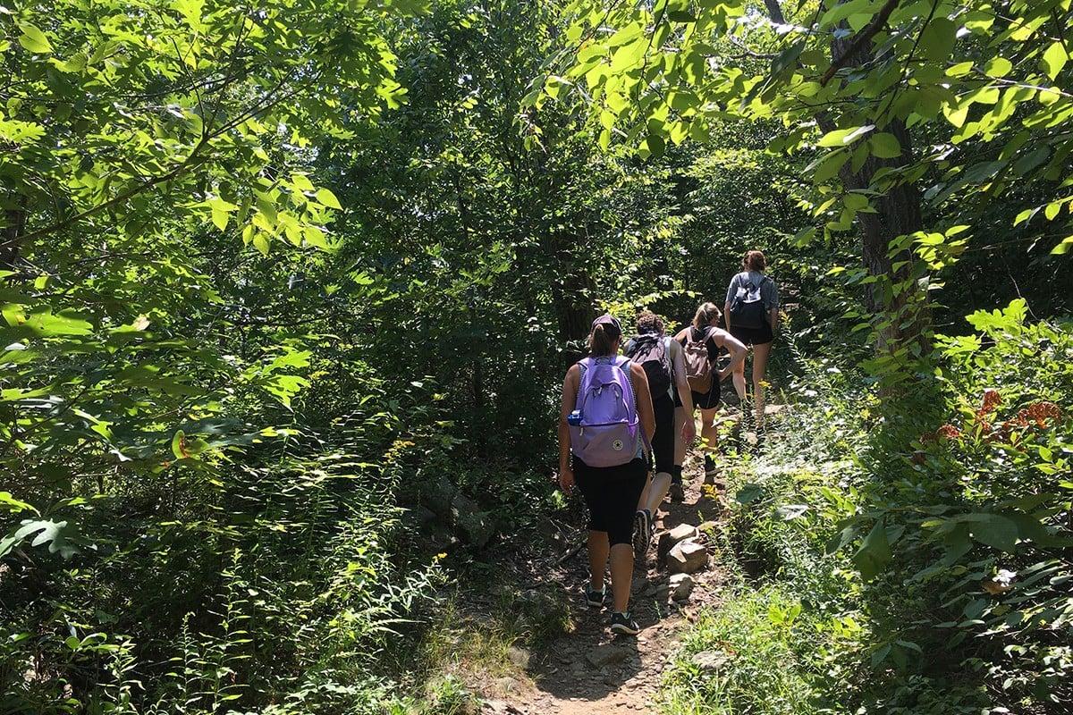 Hiking Mount Beacon