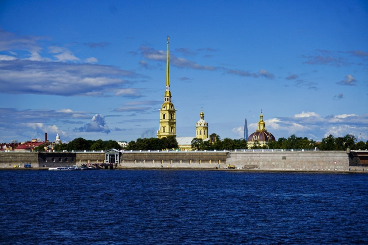 Peter and Paul fortress, Saint Petersburg – Experiencing the Globe