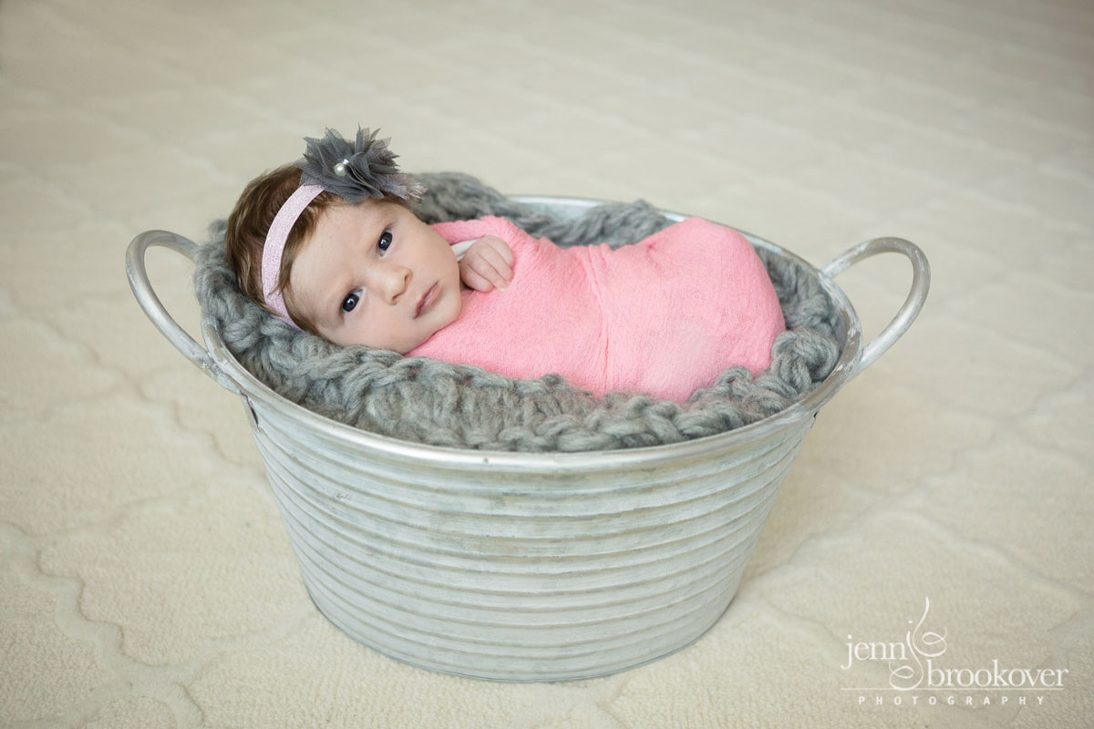 newborn photography at home in San Antonio, Texas