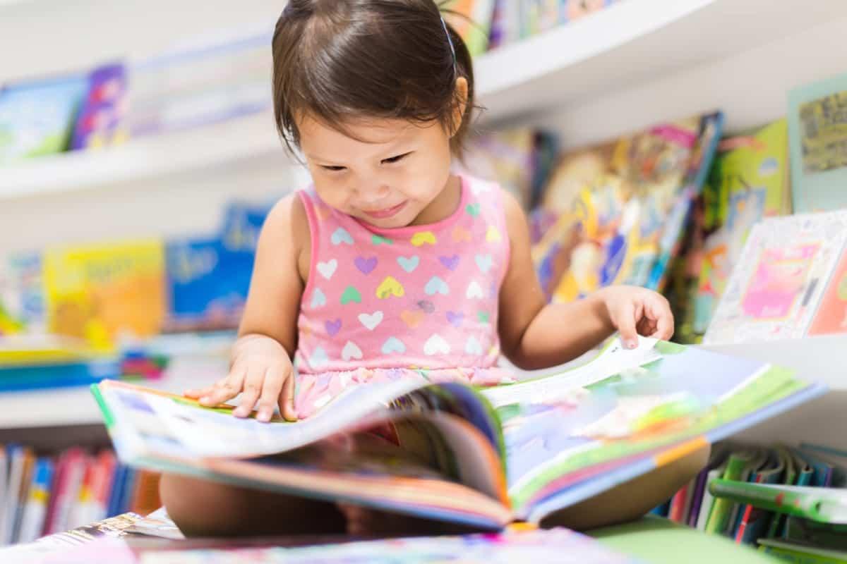 Kids Library Program