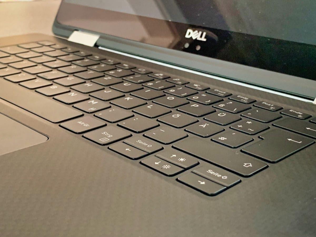 Dell 5530 2-in-1 Tastatur