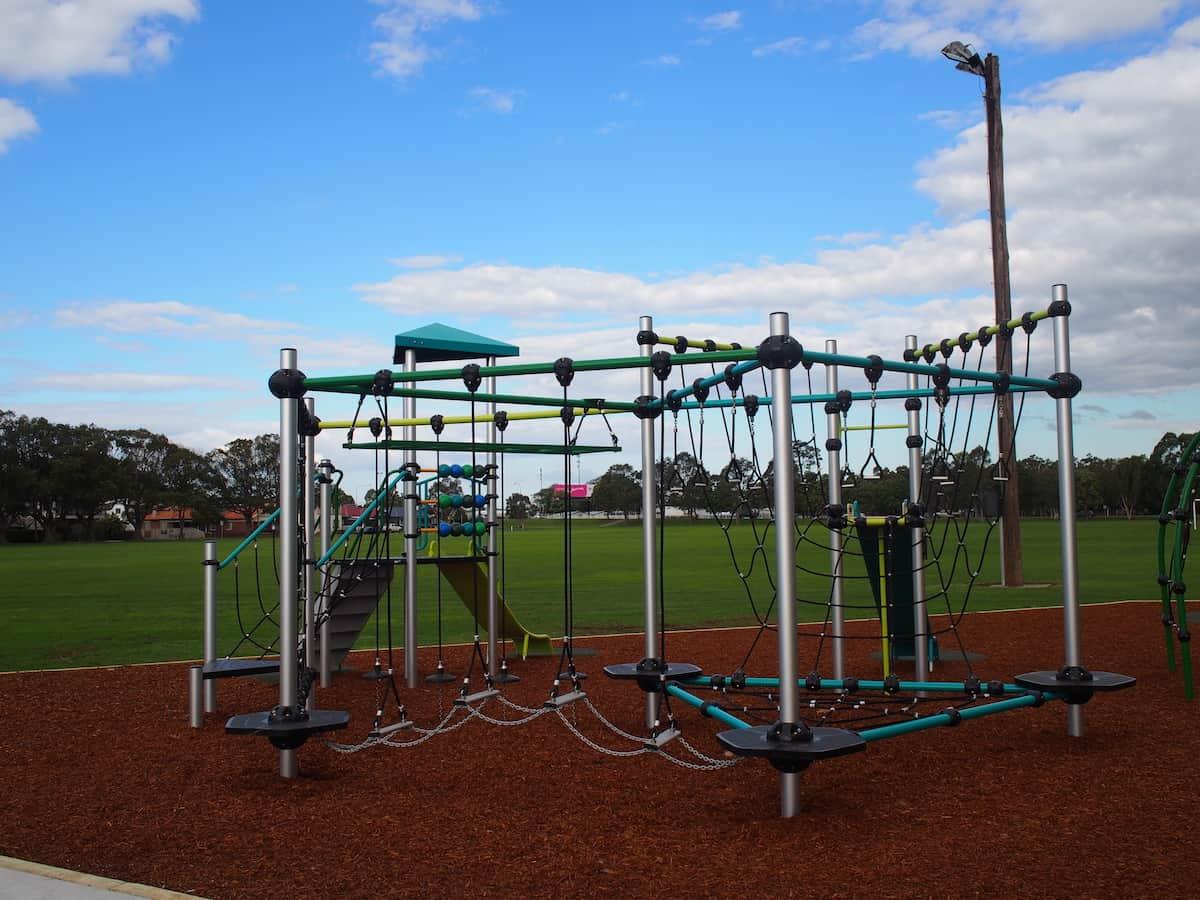 Smith Park Playground Hamilton