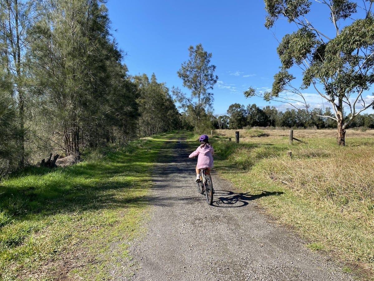 Cycling newcastle