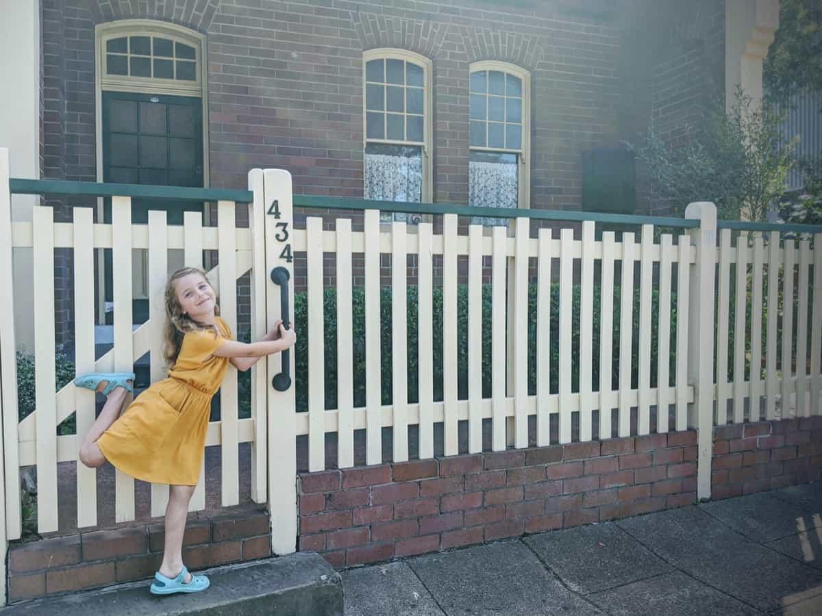 Miss Porters House Kids