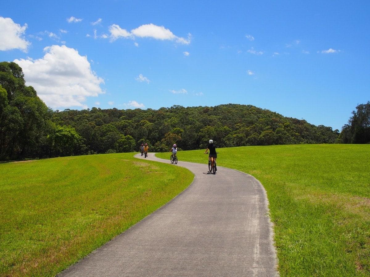 Lake Macquarie Bike Rides