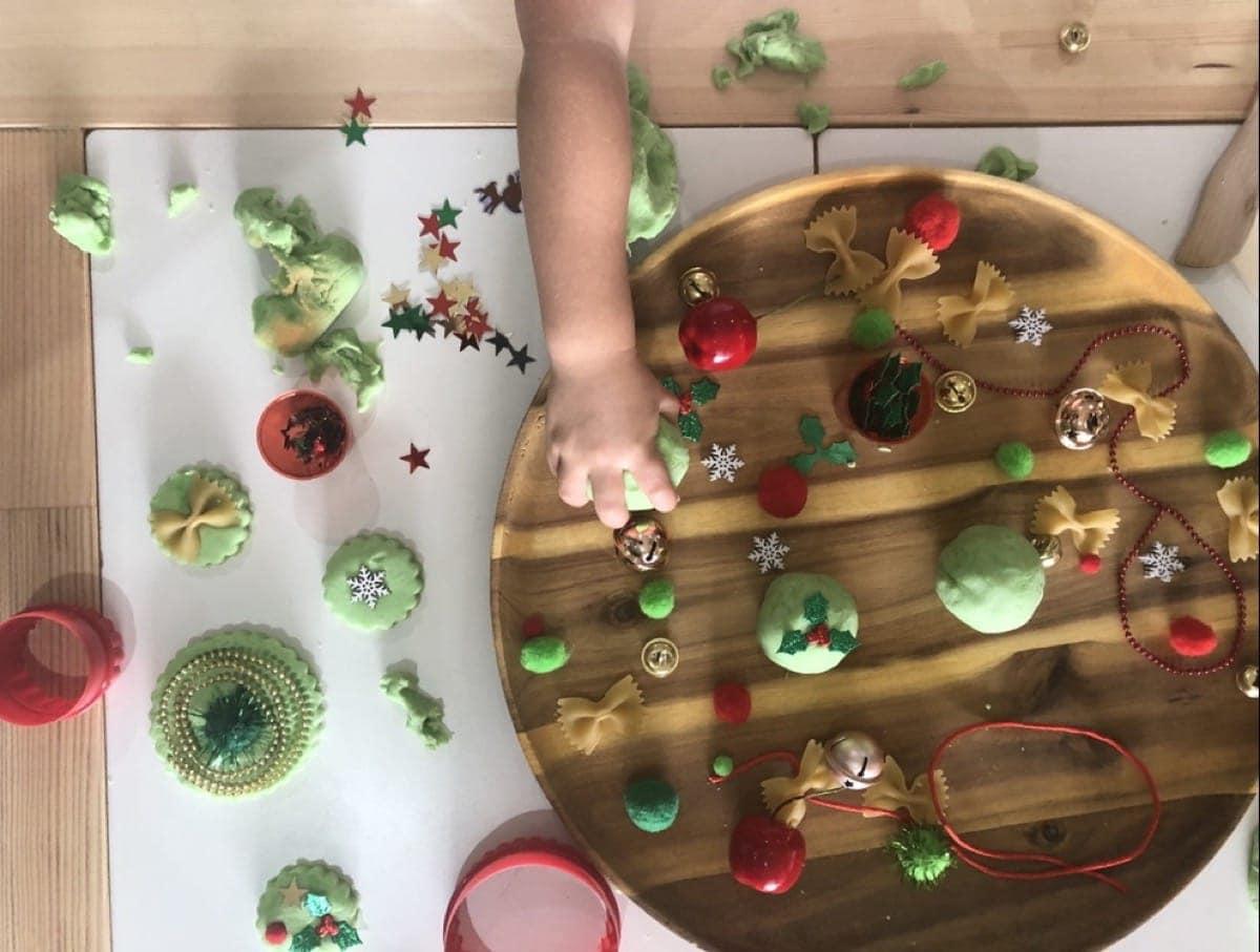Christmas Sensory Play