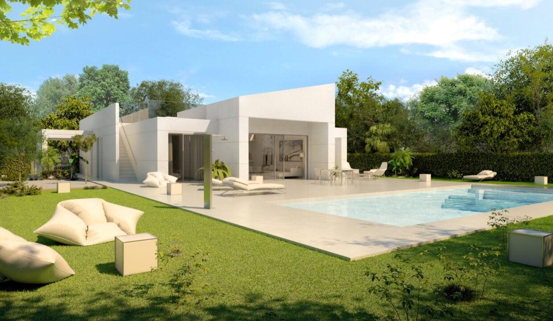Villa CAMPO – villa de lujo en San Javier