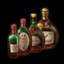 La Dolce Vita Symbol Flaschen