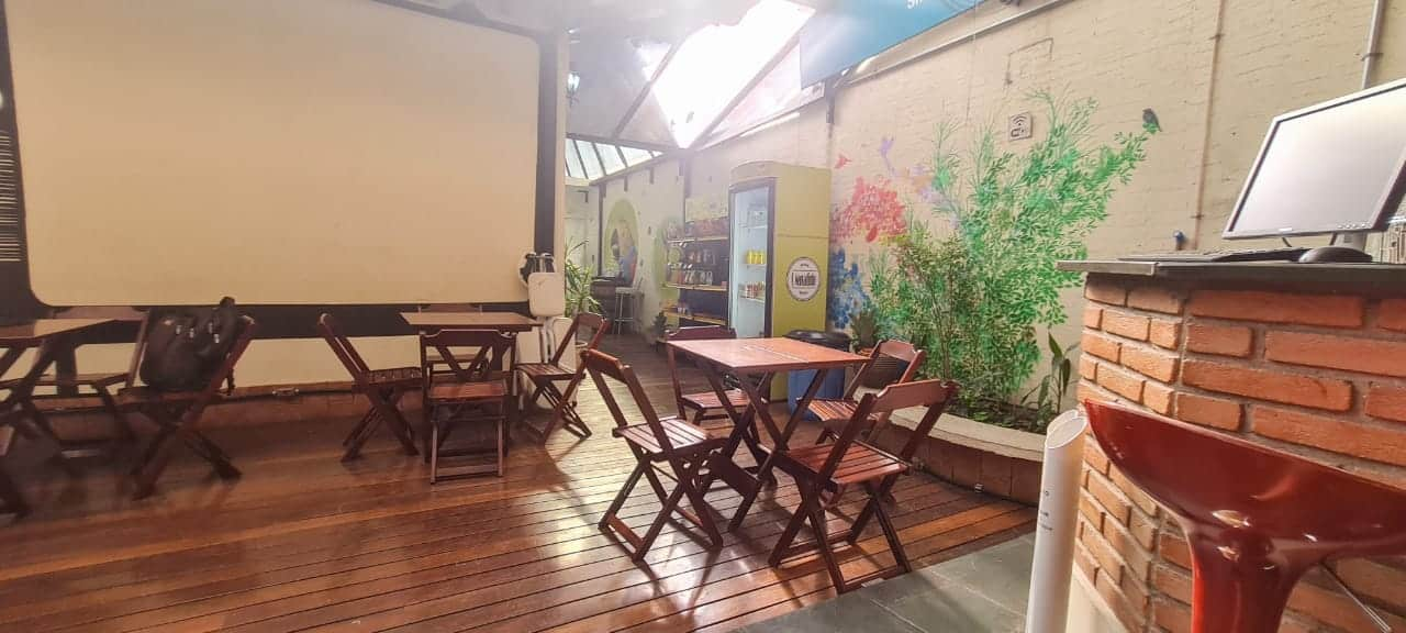 Smart Place Coworking Osasco Cantina