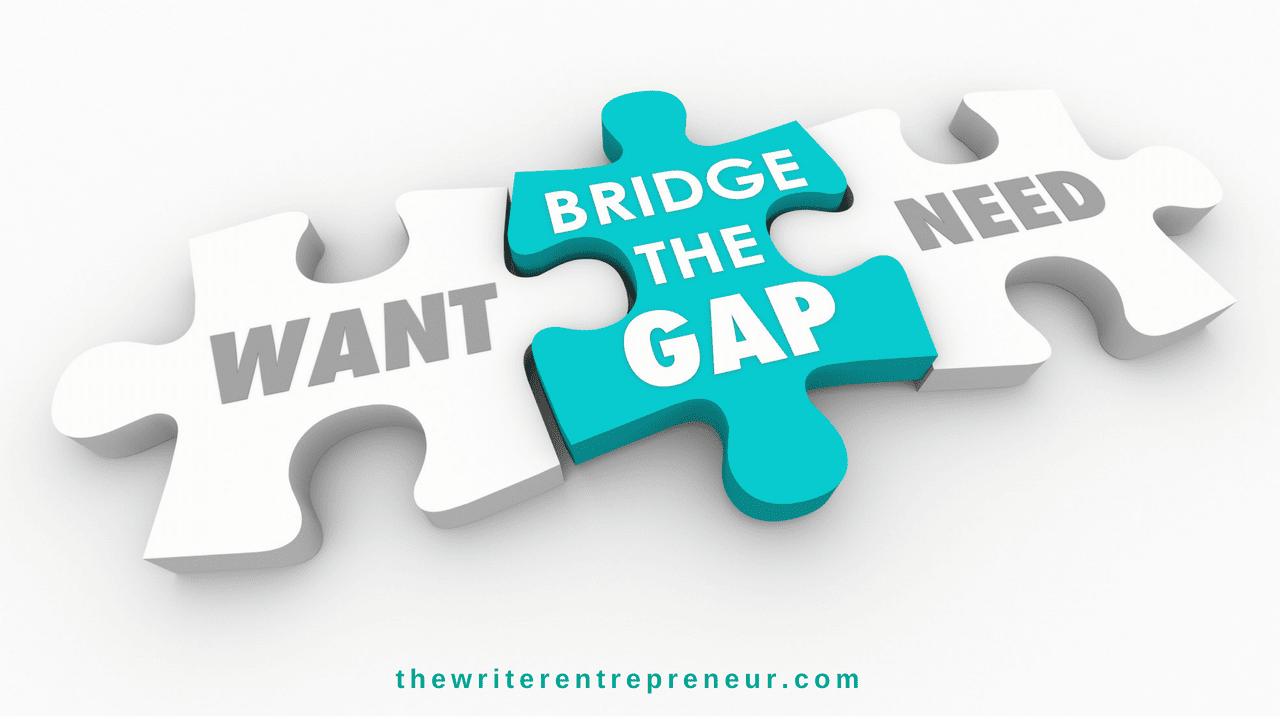 Bridging the gap between wants and needs