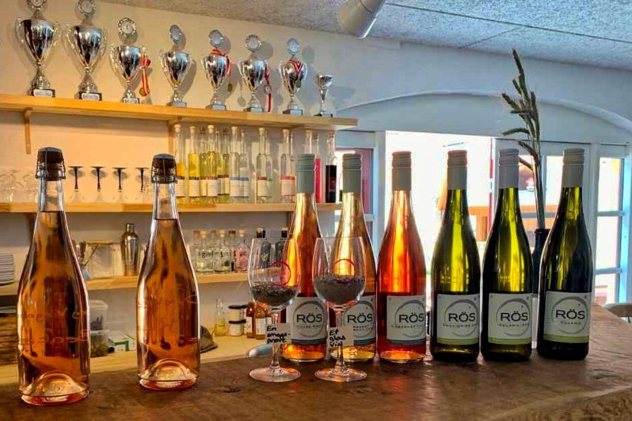 Wine from Denmark - Robe Trotting