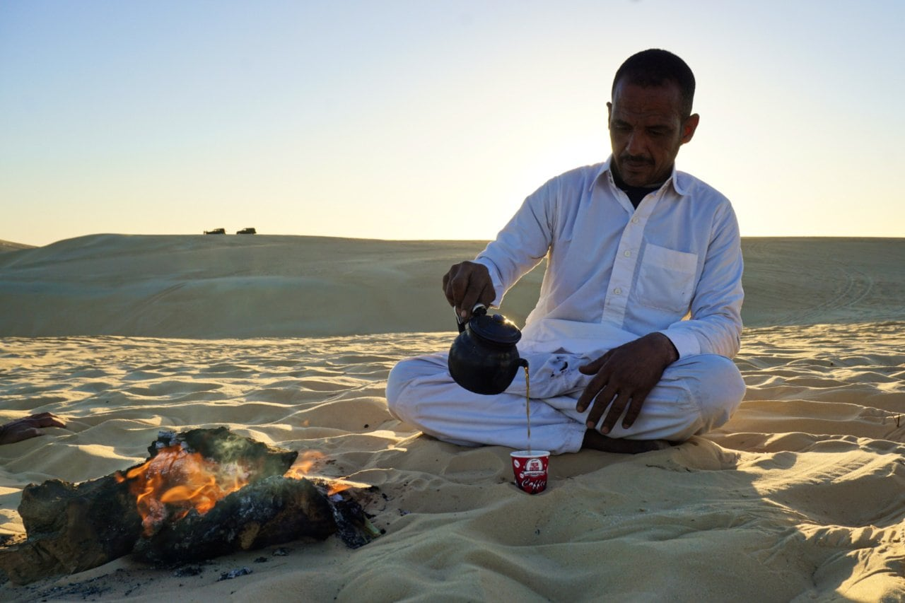 Great Sand Sea, Egypt - Experiencing the Globe