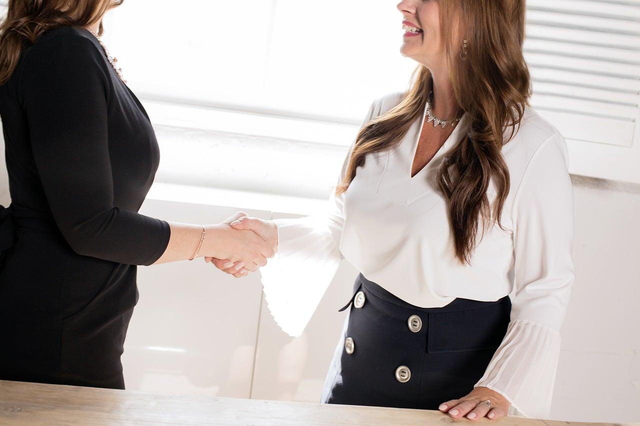 interview, deal, business