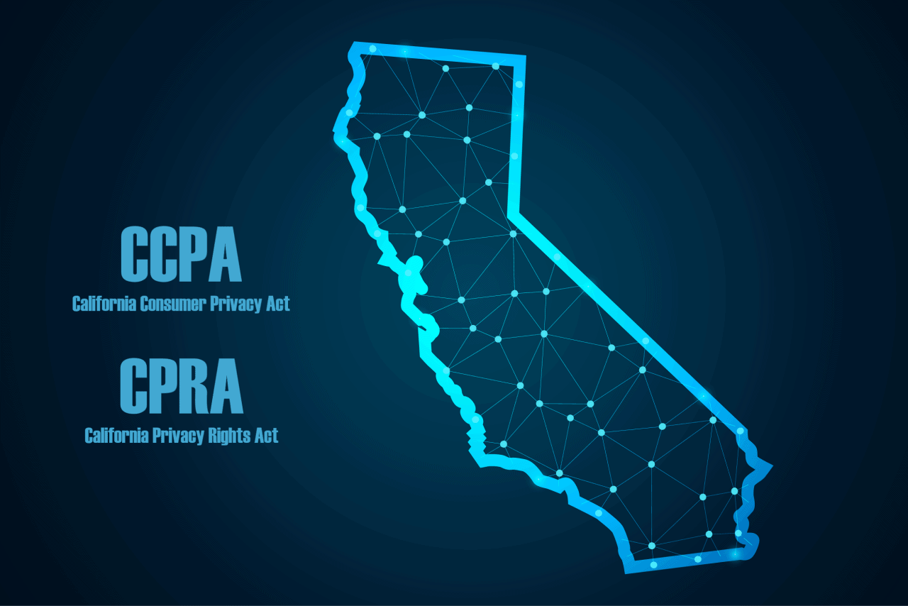 California Consumer Privacy Act (CCPA) & California Privacy Rights Act (CPRA)