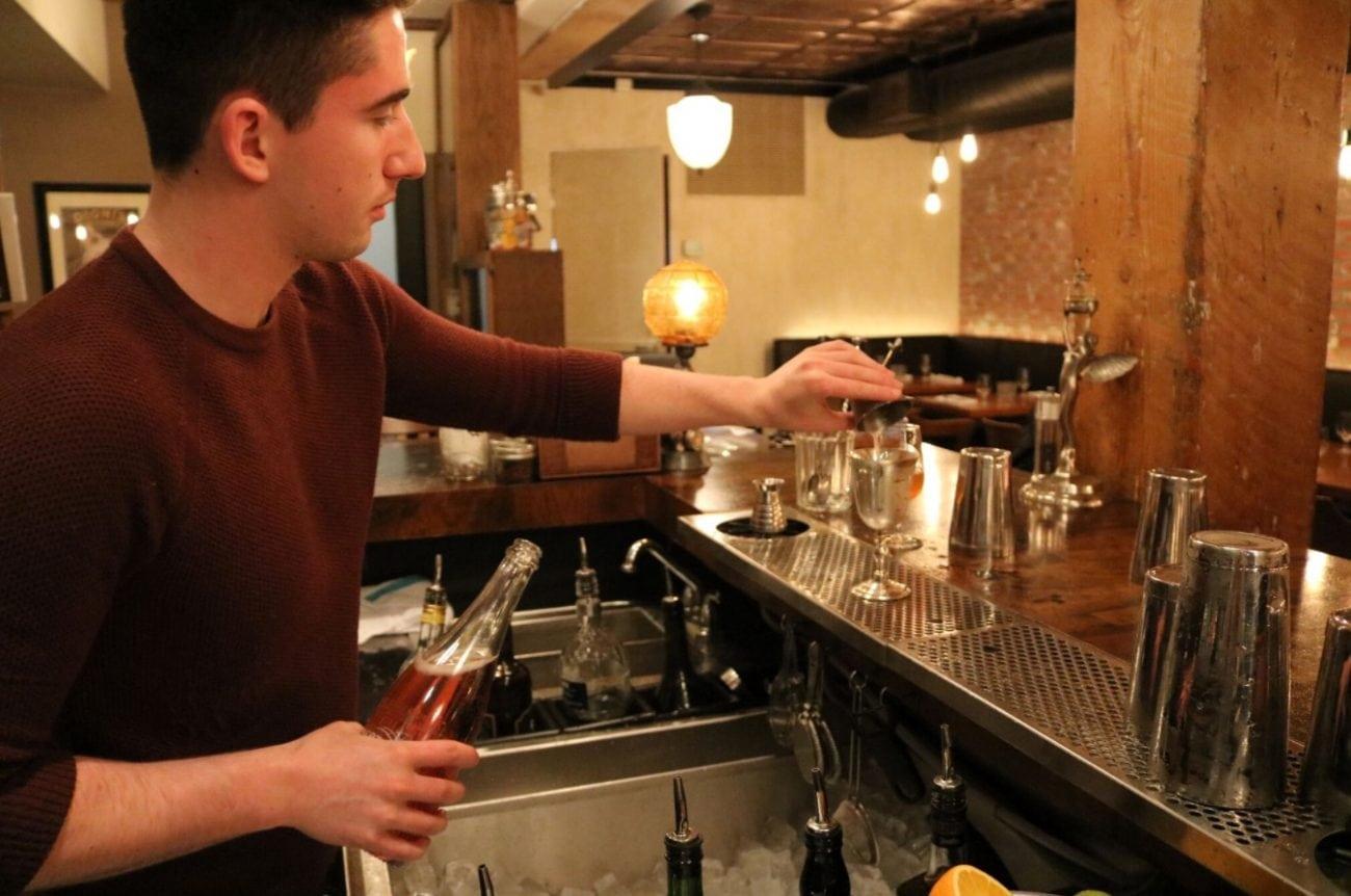 bar terms and bartender lingo terminology