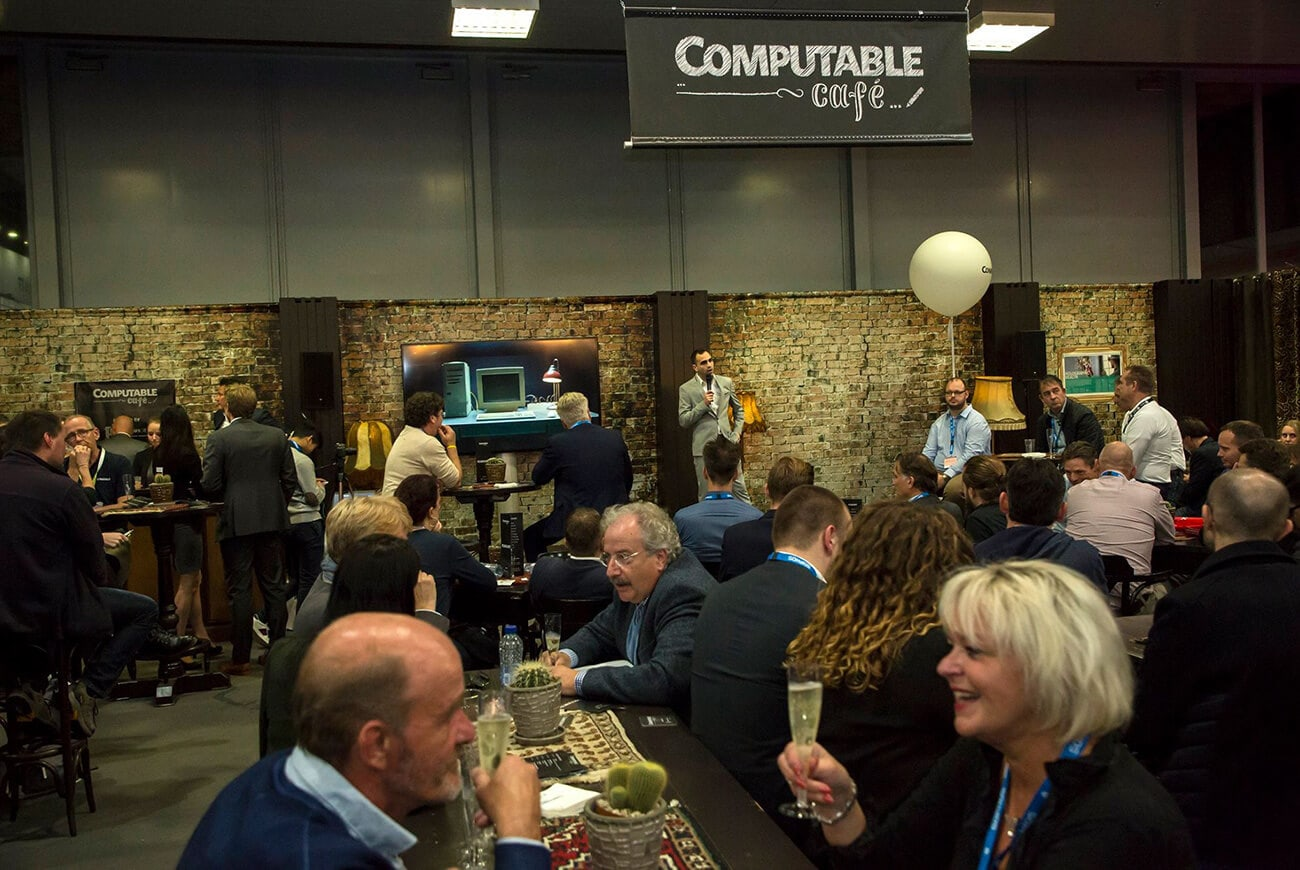 Infosecurity Data & Cloud Computable Café