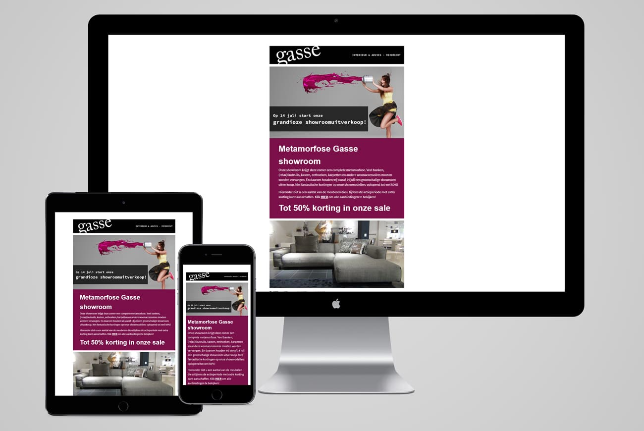 Gasse Interieur & Advies Mijdrecht edm responsive design