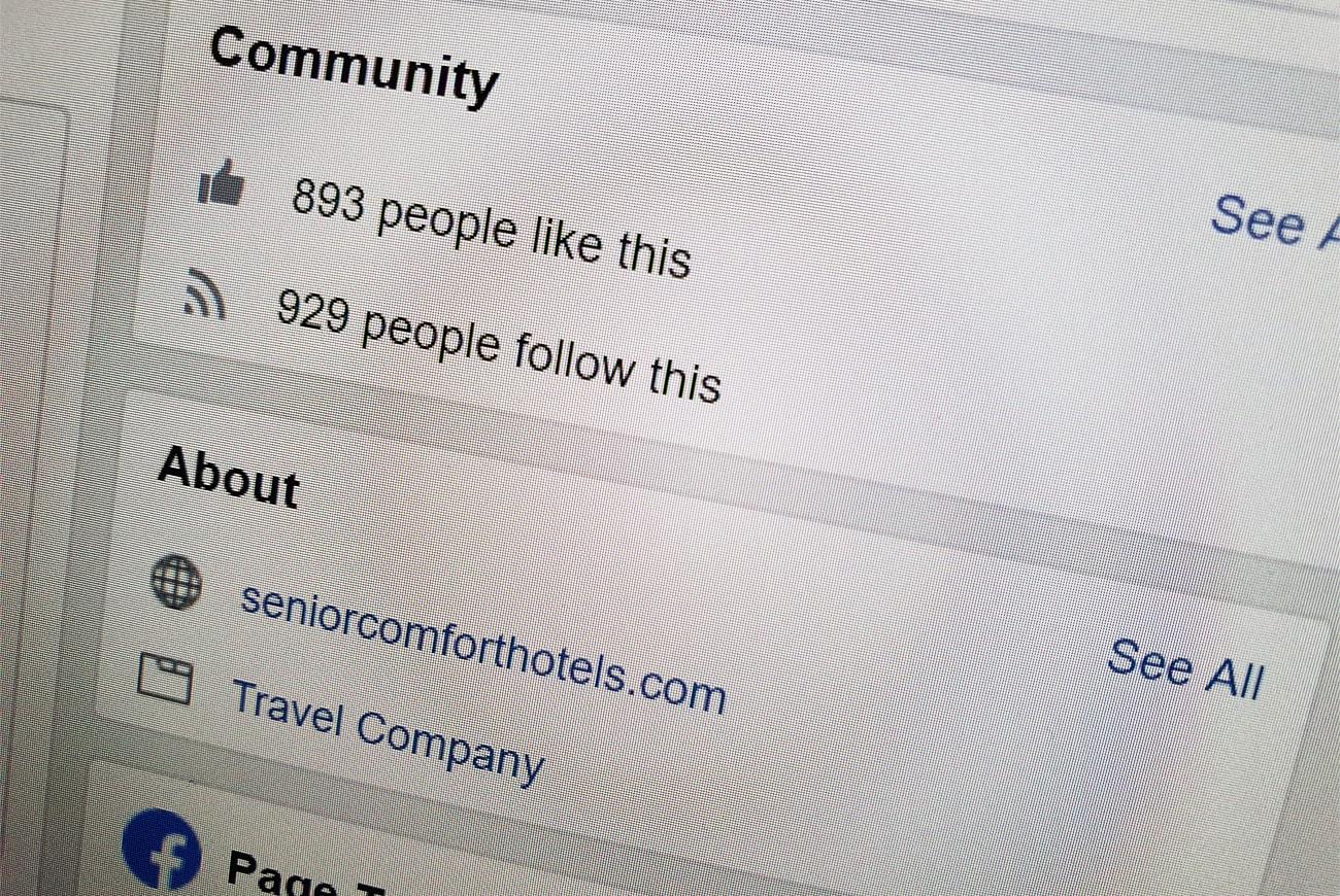 Senior Comfort Hotels community