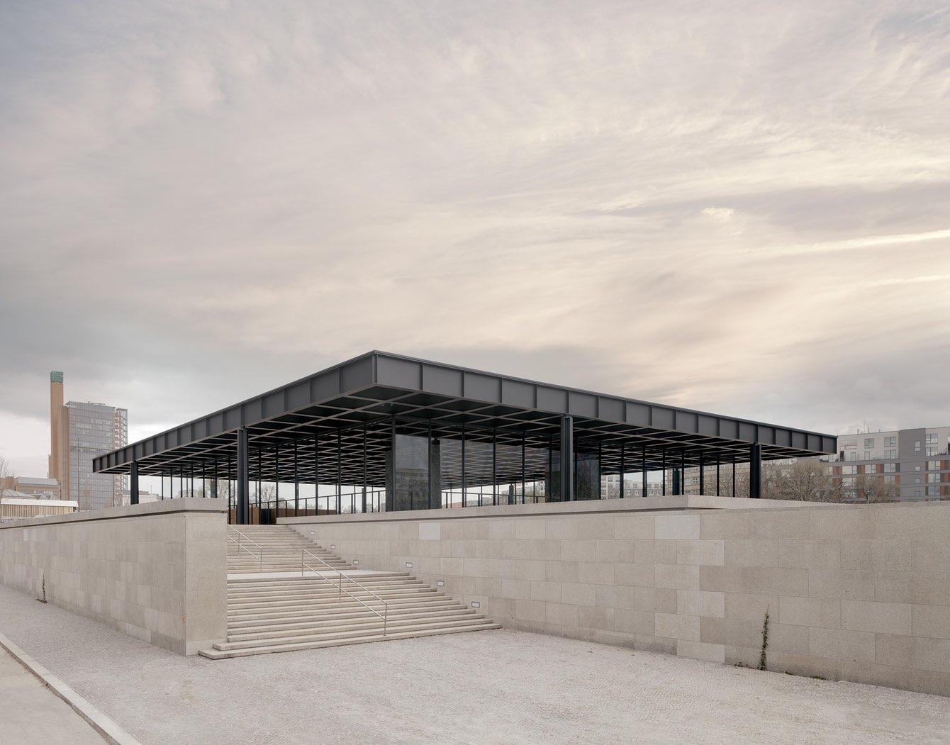 Neue Nationalgalerie 1 (c) Simon Menges