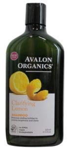 Avalon Organics Clarifying Shampoo