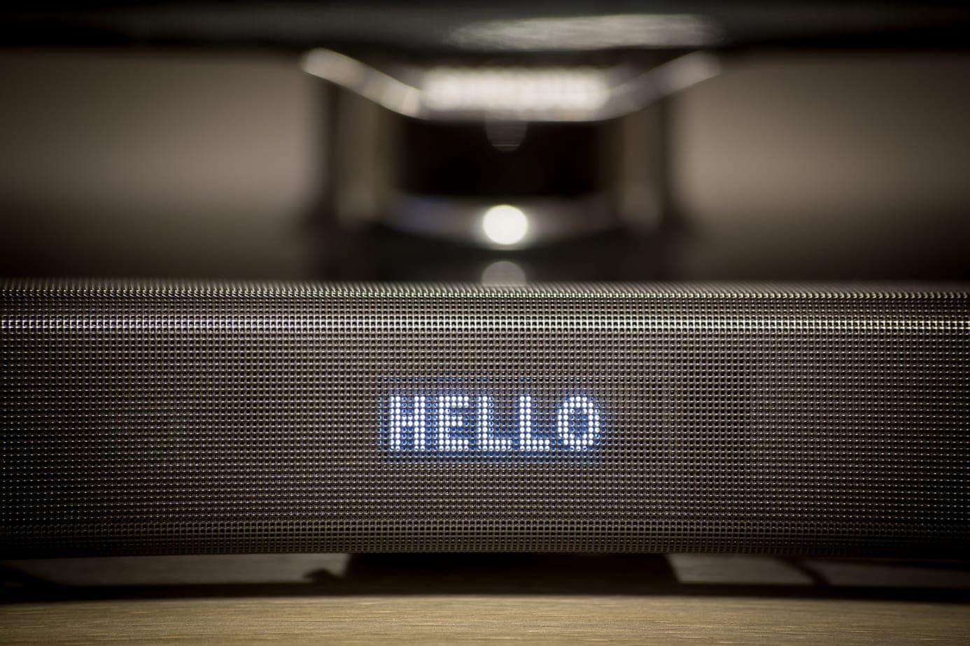 Soundbar Startup