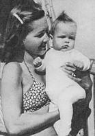 Dinah Grace mit Sohn Thomas
