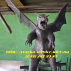 дракон из металла 5