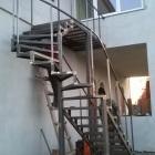металлическая лестница 12а