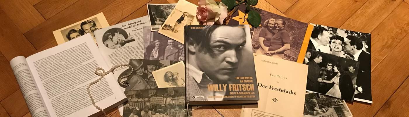 Der Schauspieler Willy Fritsch: Frauen, verschiedene Dokumente