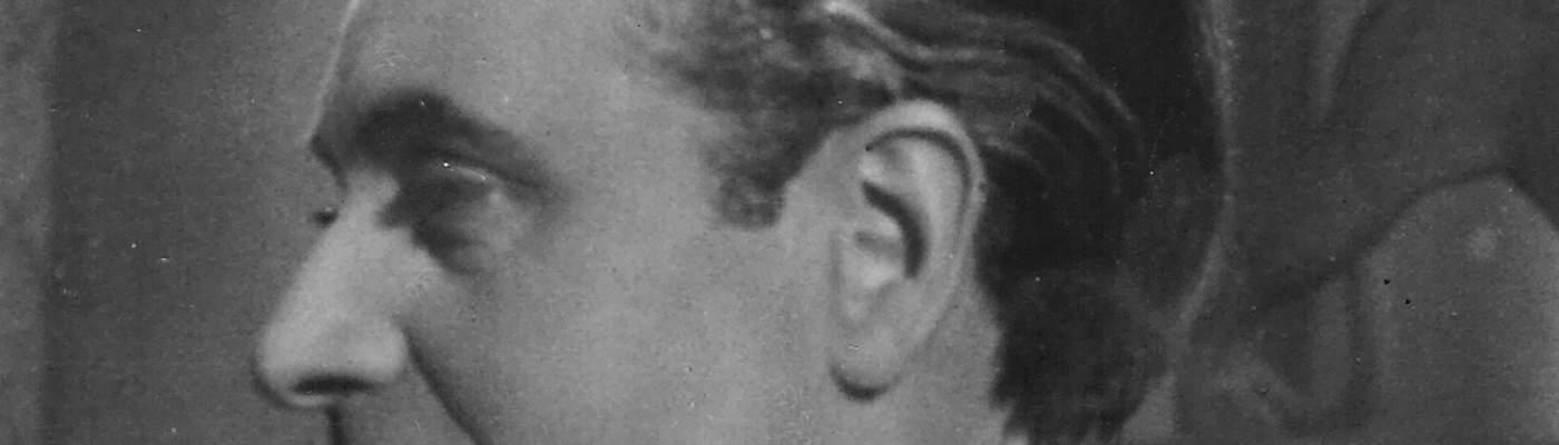 Der Schauspieler Willy Fritsch: Ohr