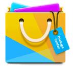 Het Package Center voor Synology open je via dit ikoon.