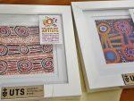 Simply colourful Aboriginal corporate gift idea.