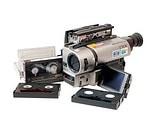 Camcorder tapes transfer to dvd or digital Cupar