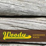Woody ATM Wrap Distressed White