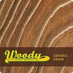 Woody ATM Wrap Generic Grain