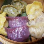 Bangkok Wok Ångkokta Dumplings