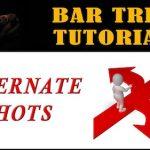 Bar Tricks - Alternating Shots Bar Trick