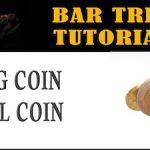 Coin Bar Tricks: Big Coin Lil Coin