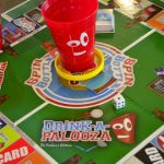 Drink A Palooza Board Drinking Game:  The Ultimate in Fun Drinking Games