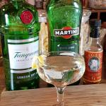 Martini Recipe and History