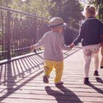 【日仏ハーフ成長記録】1歳2か月の食事・行動・バイリンガル教育