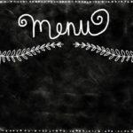 background, chalkboard, black