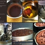 Chocolate Cake From Scratch Montage
