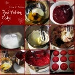 Making Red Velvet Cake