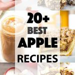 Best apple recipes 6 picture collage