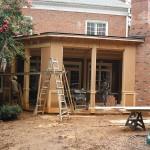 Trim Backyard Design, Mooresville, NC